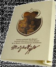 W. A. Mozart Kolekce dobových pohlednic
